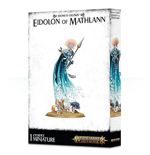 Idoneth Deepkin Eidolon of Mathlann Warhammer Age of Sigmar by Games Workshop