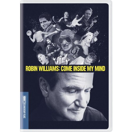 Robin Williams: Come Inside My Mind (DVD)