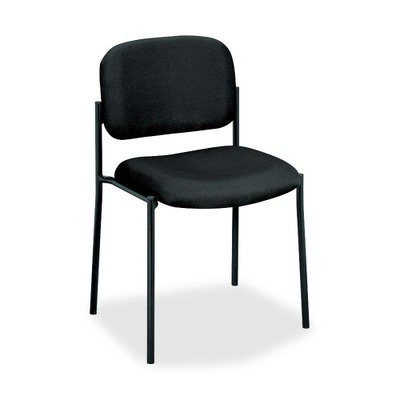 Basyx by HON VL606 Armless Guest Chair BSXVL606VA10