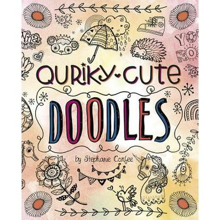 Quirky, Cute Doodles - Cute Halloween Doodles