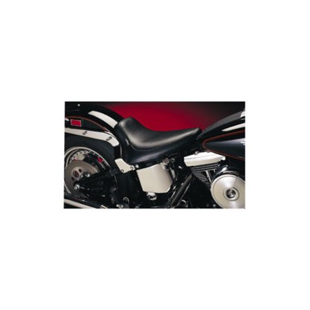 Le Pera LGX-850 Silhouette Solo Seat - Biker Gel