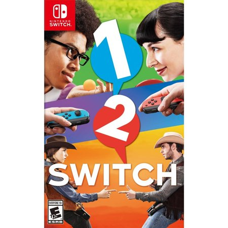 1 2 Switch  Nintendo Switch