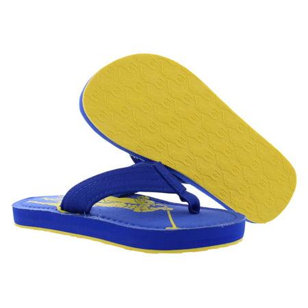 Polo Ralph Lauren Theo Big Pony Sandals Boy's Shoes (Ralph Lauren Baby Boy)