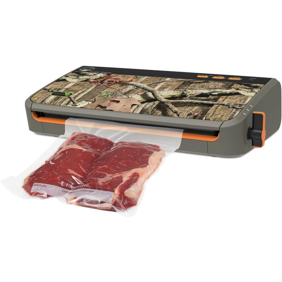 FoodSaver FoodSaver GameSaver Wingman Plus Vacuum Sealer - Camo