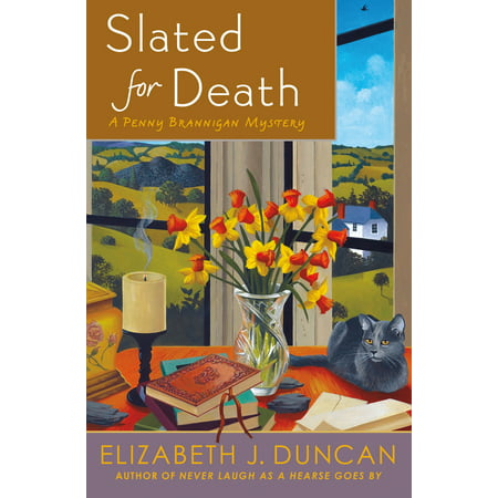 Slated for Death : A Penny Brannigan Mystery - Zapp Brannigan