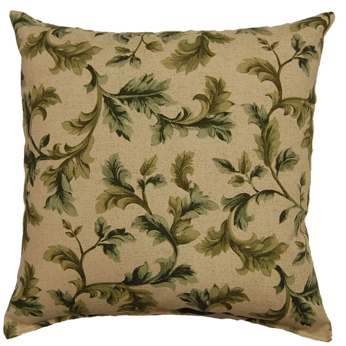 Fox Hill Trading McGuire Sage 17-inch Indoor/Outdoor Throw Pillows (Set of 2)