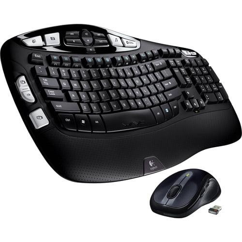 Logitech MK550 Keyboard and Mouse