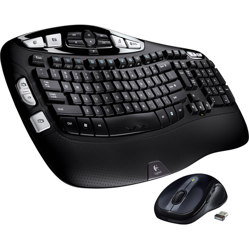 Logitech MK550 Keyboard and Mouse