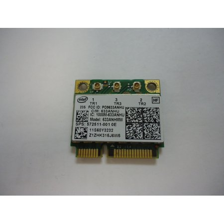 Intel Ultimate-N 6300 WiFi Wireless Card 633ANHMW