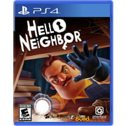 Hello Neighbor, Gearbox, PlayStation 4, 850942007496