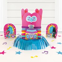 Trolls World Tour Table Decorating Kit