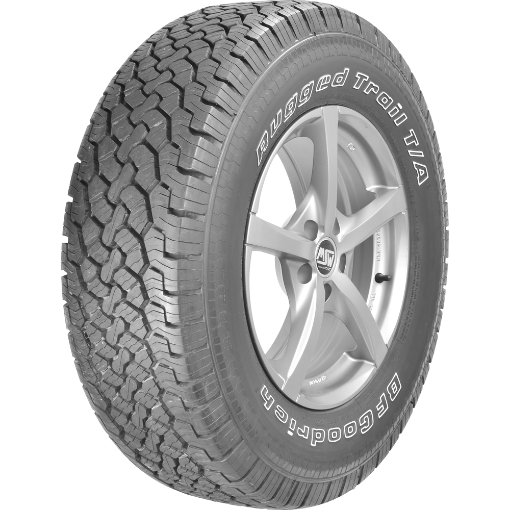 BFGoodrich Rugged Trail T/A All-Terrain Tire P265/75R16 114T