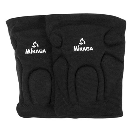 Mikasa Sports Adult Knee Pads Volleyball-Basketball-Avail. In Black or White ()
