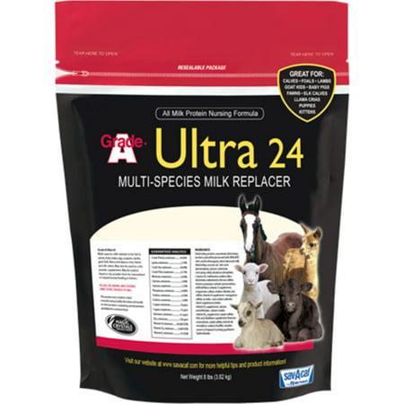 GRADE A ULTRA 24 MULTI-SPECIES MILK REPLACER