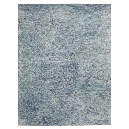 Nourison Gemstone Alexandrite Rectangle Area Rug 5'6