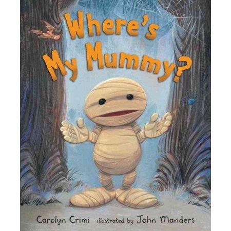 Where's My Mummy?](Halloween Mummy Cartoon)