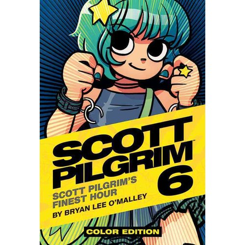 Scott Pilgrim 6: In His Finest Hour