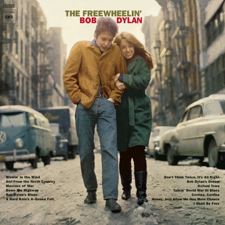 The Freewheelin' Bob Dylan - Bob Dylan Halloween Songs