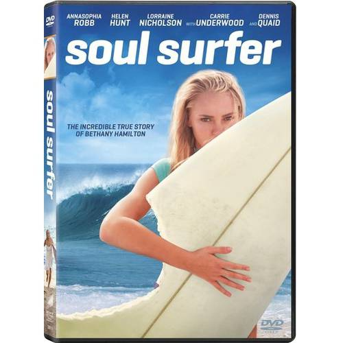 Soul Surfer (With INSTAWATCH) (Anamorphic Widescreen)