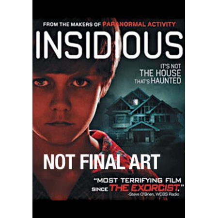 Insidious (DVD) - Supernatural Halloween 2017