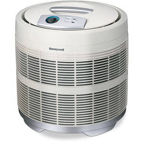 honeywell true hepa air purifier 50250-s, white - walmart.com