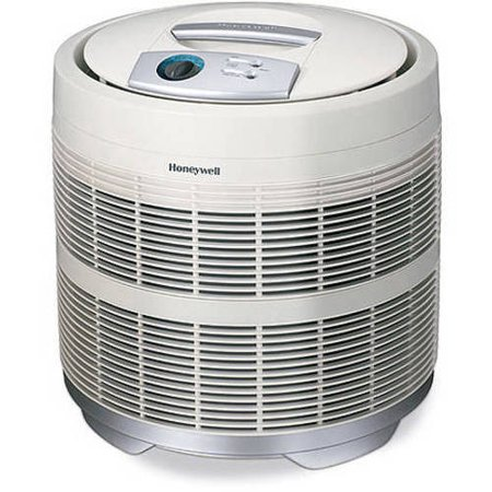 Honeywell True HEPA Air Purifier 50250-S, White (Best Portable Air Purifier 2019)