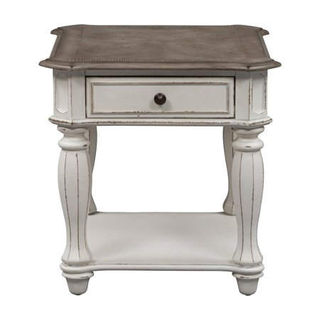 Liberty Furniture Industries Magnolia Manor End Table ()