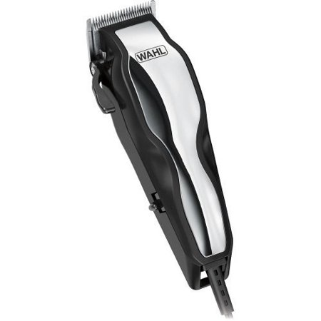 Wahl All-in-One 26 Piece Professional Powerful Lightweight Barber Shop Hair Cut Salon All Star Combo Clipper Kit & Trimmer (Best Professional Barber Clippers Set)