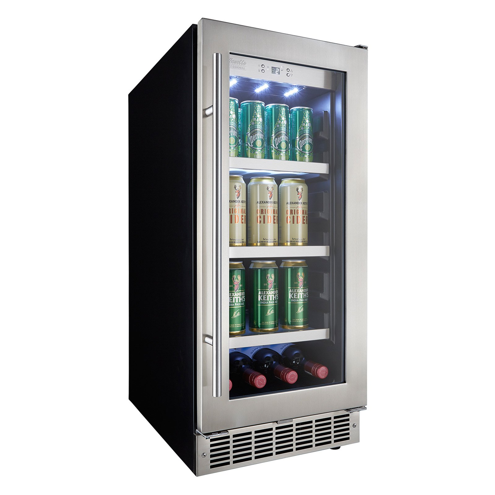 Silhouette Professional 3.1 cu. ft. Built-In Beverage Center