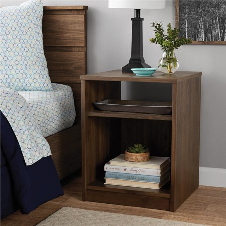 Mainstays Nightstand, Multiple Colors