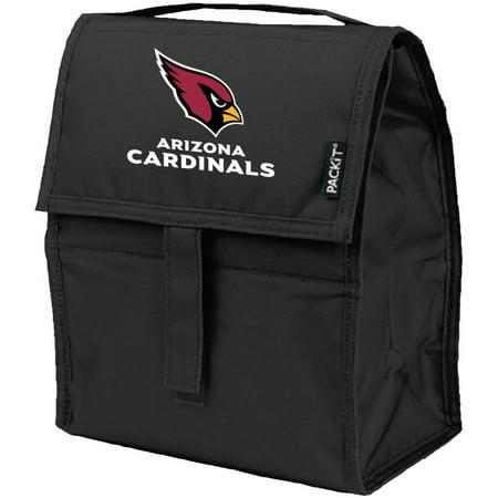 Arizona Cardinals PackIt Lunch Box - No Size