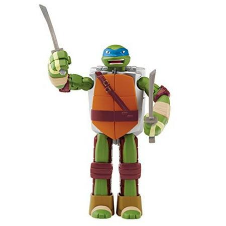Teenage Mutant Ninja Turtles Leonardo Figure to Weapon