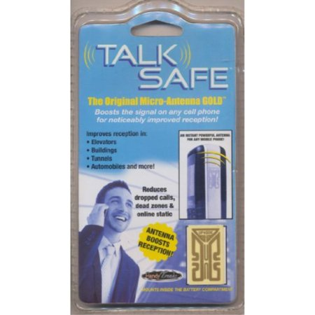 talk safe universal micro antenna for increased cell phone reception (Better Cell Phone Reception)