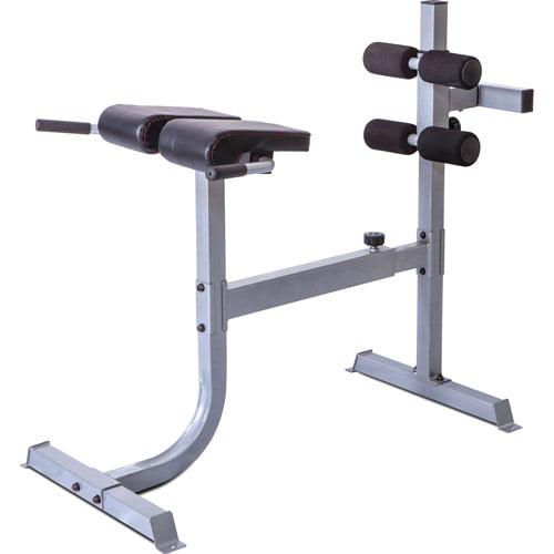 CAP Strength Deluxe Roman Chair/Hyperextension Bench