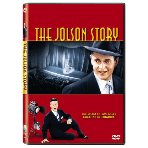 The Jolson Story (Full Frame)