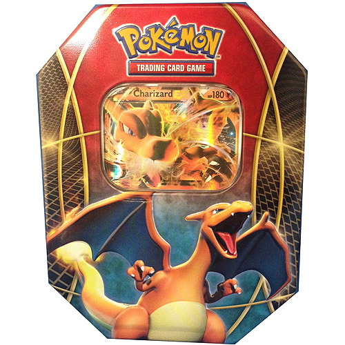 Pokemon Trading Card Game EX Power Trio Tin by Pokemon