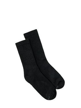 Hanes Women's Cushioned Crew Socks, 10 Pack