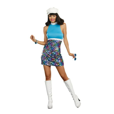 Create Your Own Costume (Shake Your Groove Thing Sexy Disco Costume Dress)