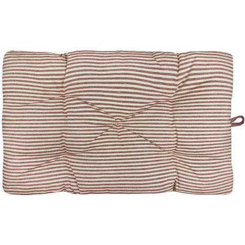 Tucker Murphy Pet Algonquin Ticking Stripe Crate Futon Mat