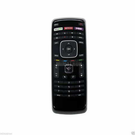 Genuine Vizio XRT112 Smart TV Remote Control (Refurbished)