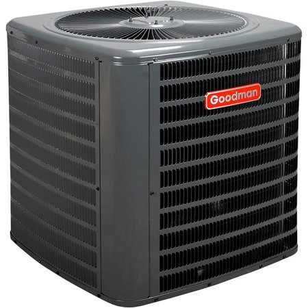 Gsx130481 Goodman Air Conditioner 4 Ton 76 Dbs 13 Seer Single Stage Air Conditioner Walmart Canada