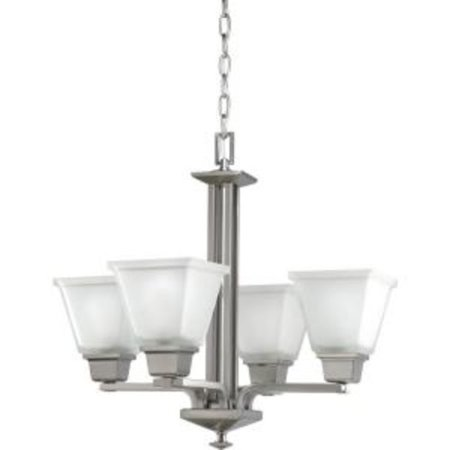 North Park Collection Four-Light Chandelier