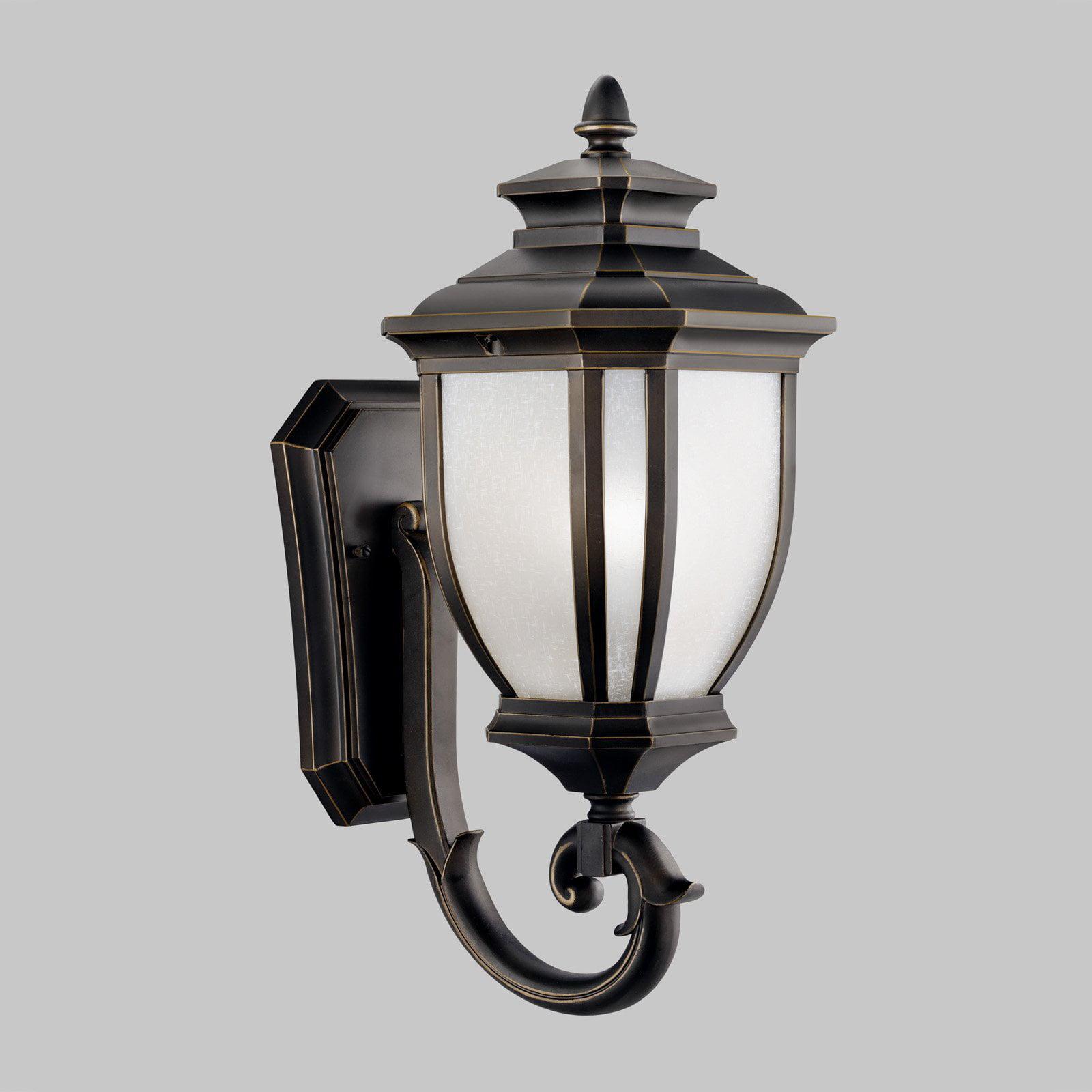 Kichler Salisbury 9041 Outdoor Wall Lantern - 8 in.