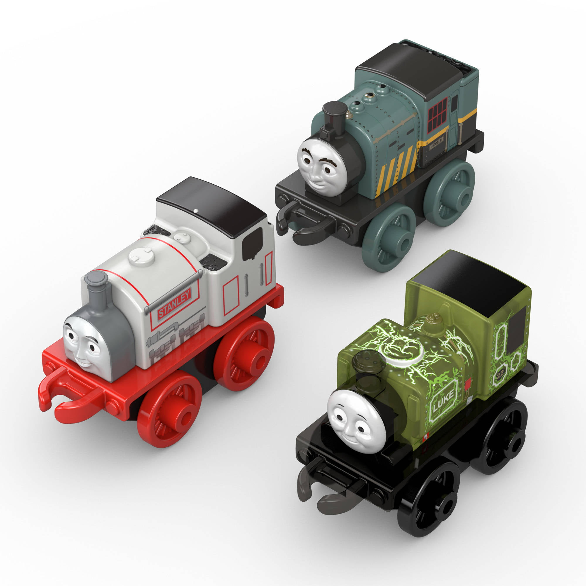 Fisher Price Thomas and Friends Minis 3-Pack by Thomas %26 Friends