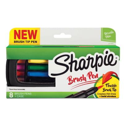Sharpie Brush Tip Art Pens