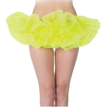 Neon Tutu Adult Halloween Accessory - Working On Halloween