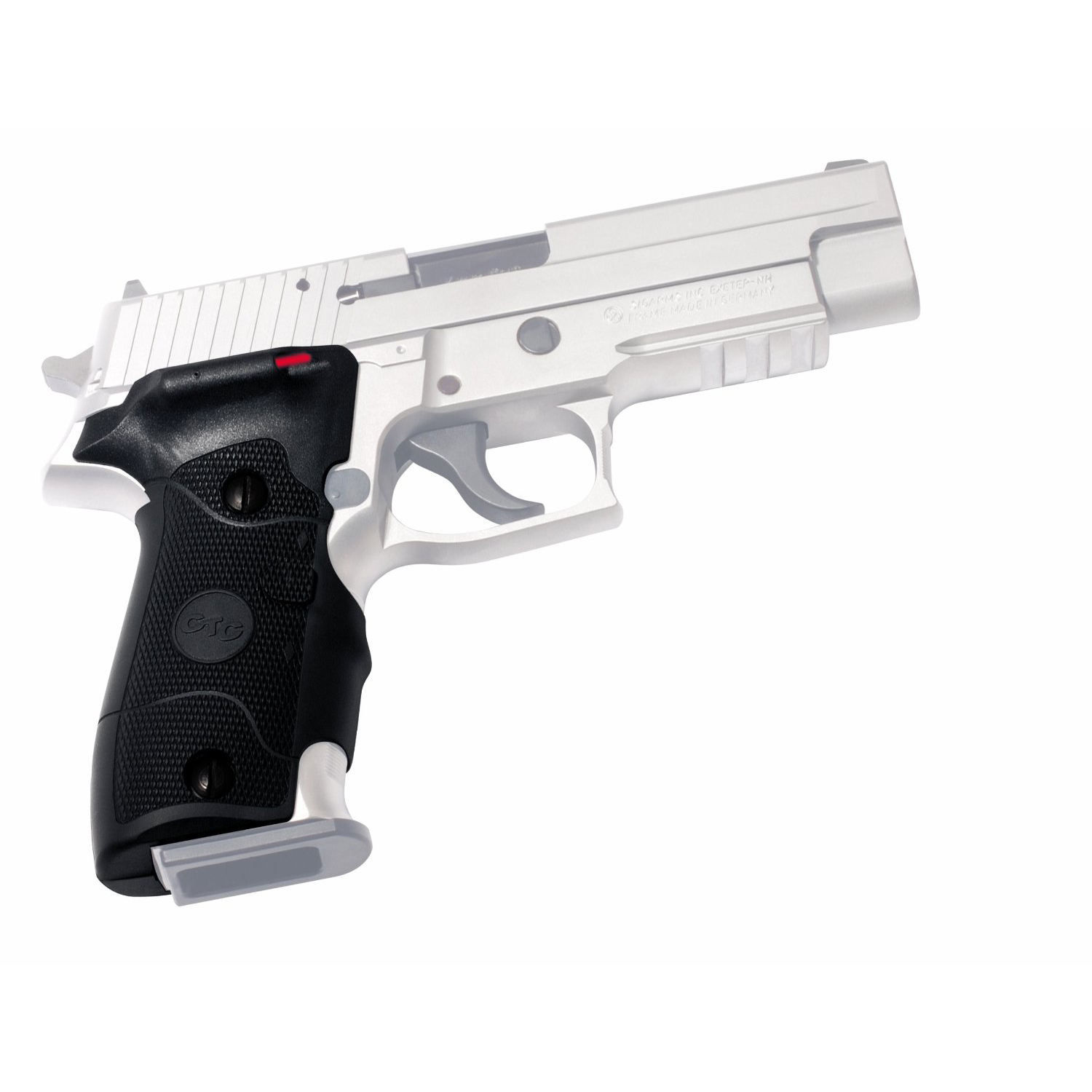 Crimson Trace LG-426 Front Activated Red Laser Grip for Sig Sauer P226