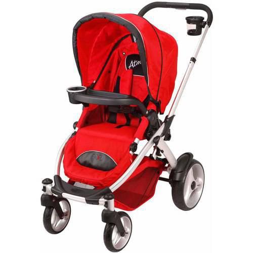Mia Moda Atmosferra Stroller In Rosso
