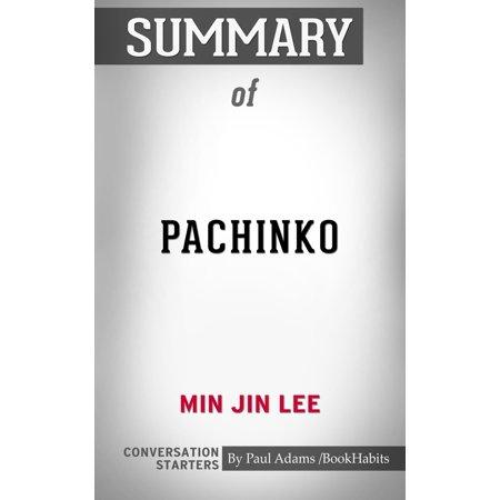 Pachinko Machine - Summary of Pachinko by Min Jin Lee | Conversation Starters - eBook