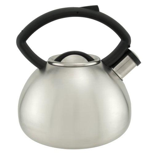 Copco 2 Qt Tea Kettle, Red
